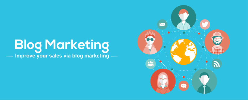 what is blog marketing